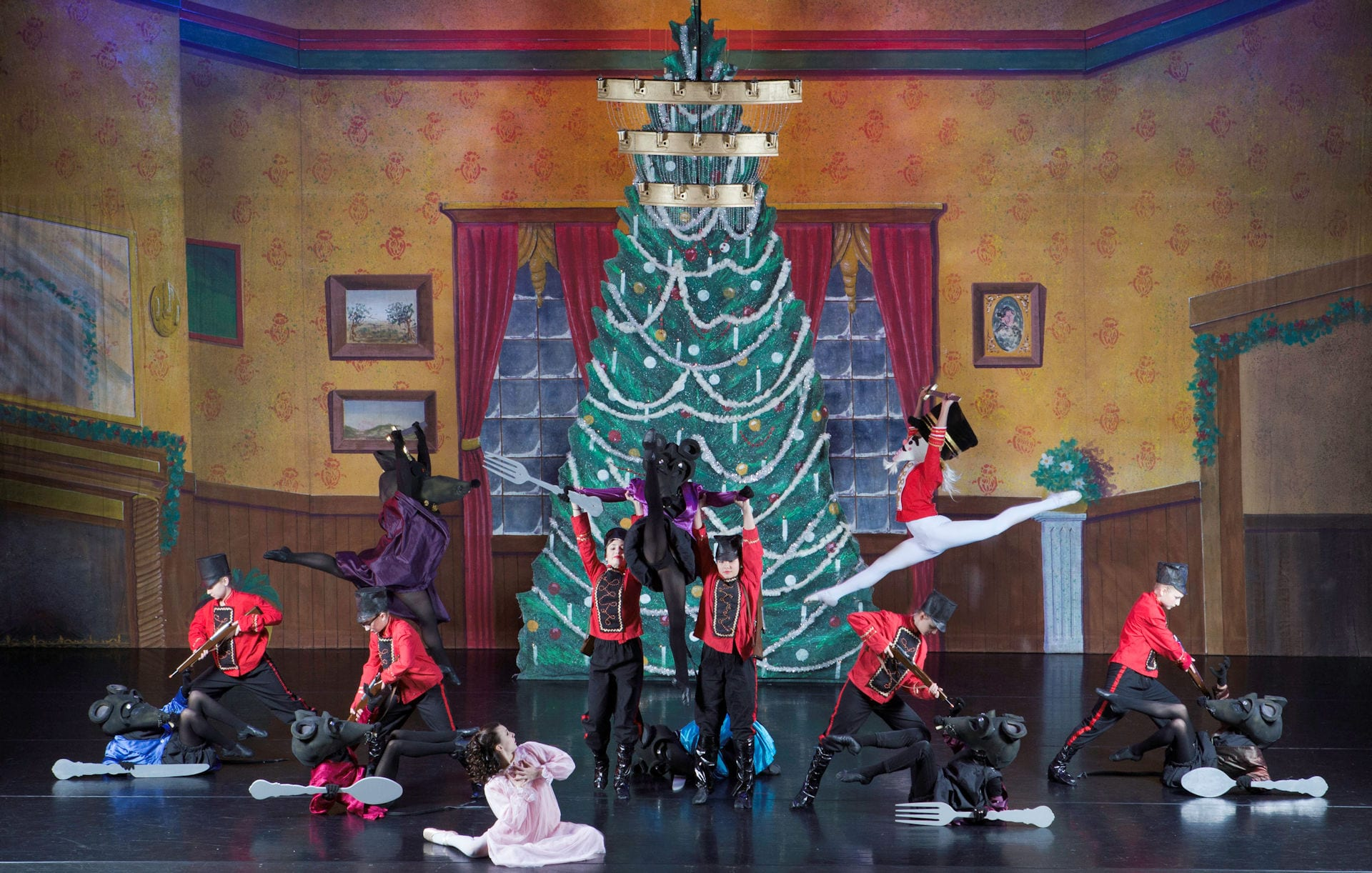 Come Experience the Magic of the Holiday Season! – Beth Fowler School of Dance ...
